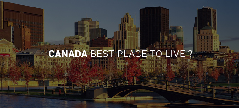 canada best place to live