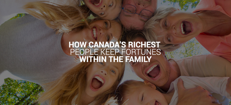 captain-cash-banners_-How_Canada_richest_people_keep_fortunes_within_the_family