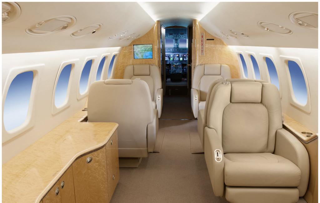 embraer2 interior