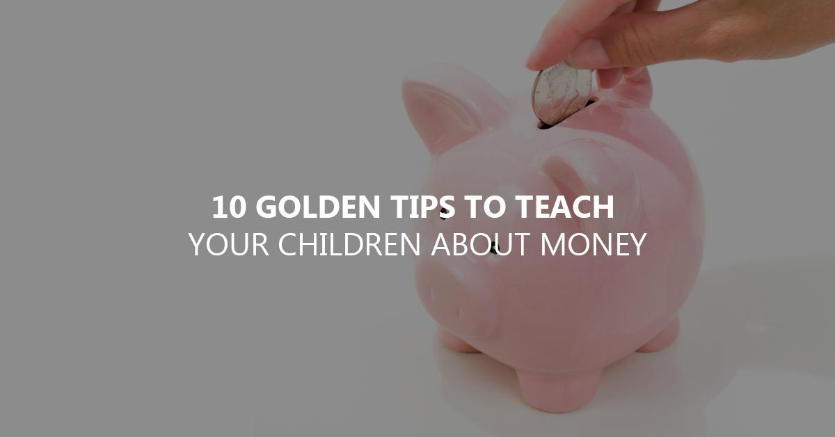 How to teach money to children