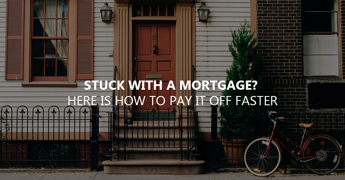 How to pay your mortgage faster