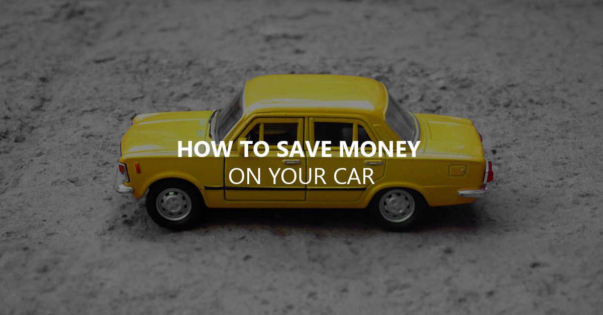 how to save on your car