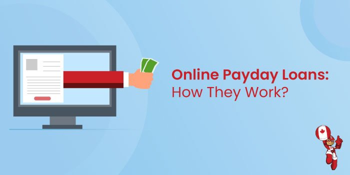 Online Payday Loans How They Work