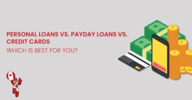 Personal Loans vs Payday Loans vs Credit Cards