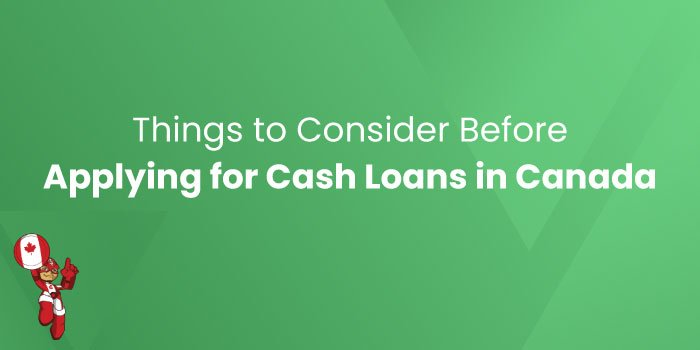 Payday Loans in Canada - Things to Consider