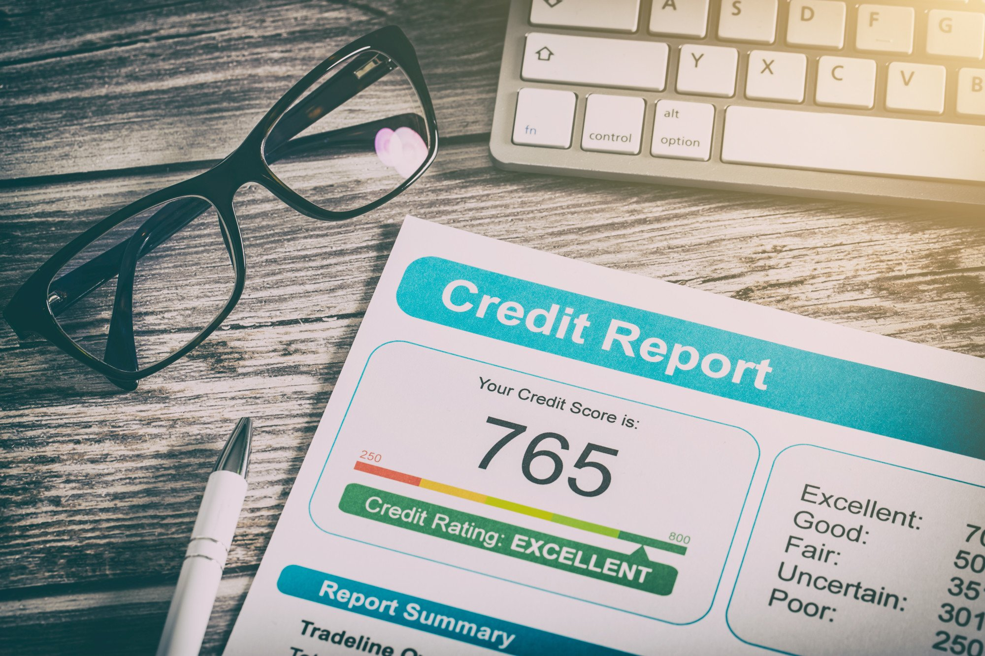 what can you do with good credit