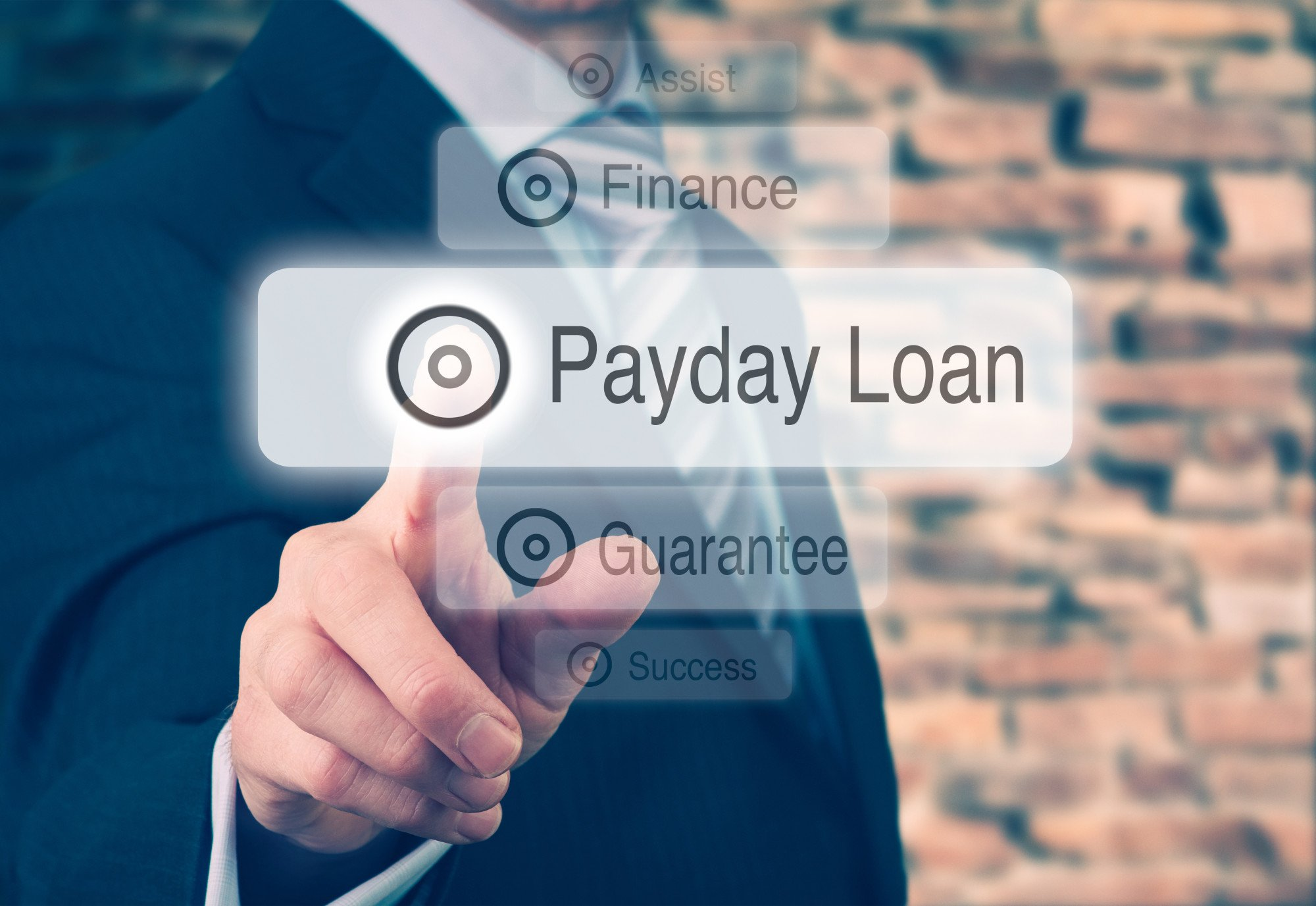 what do i need for a payday loan
