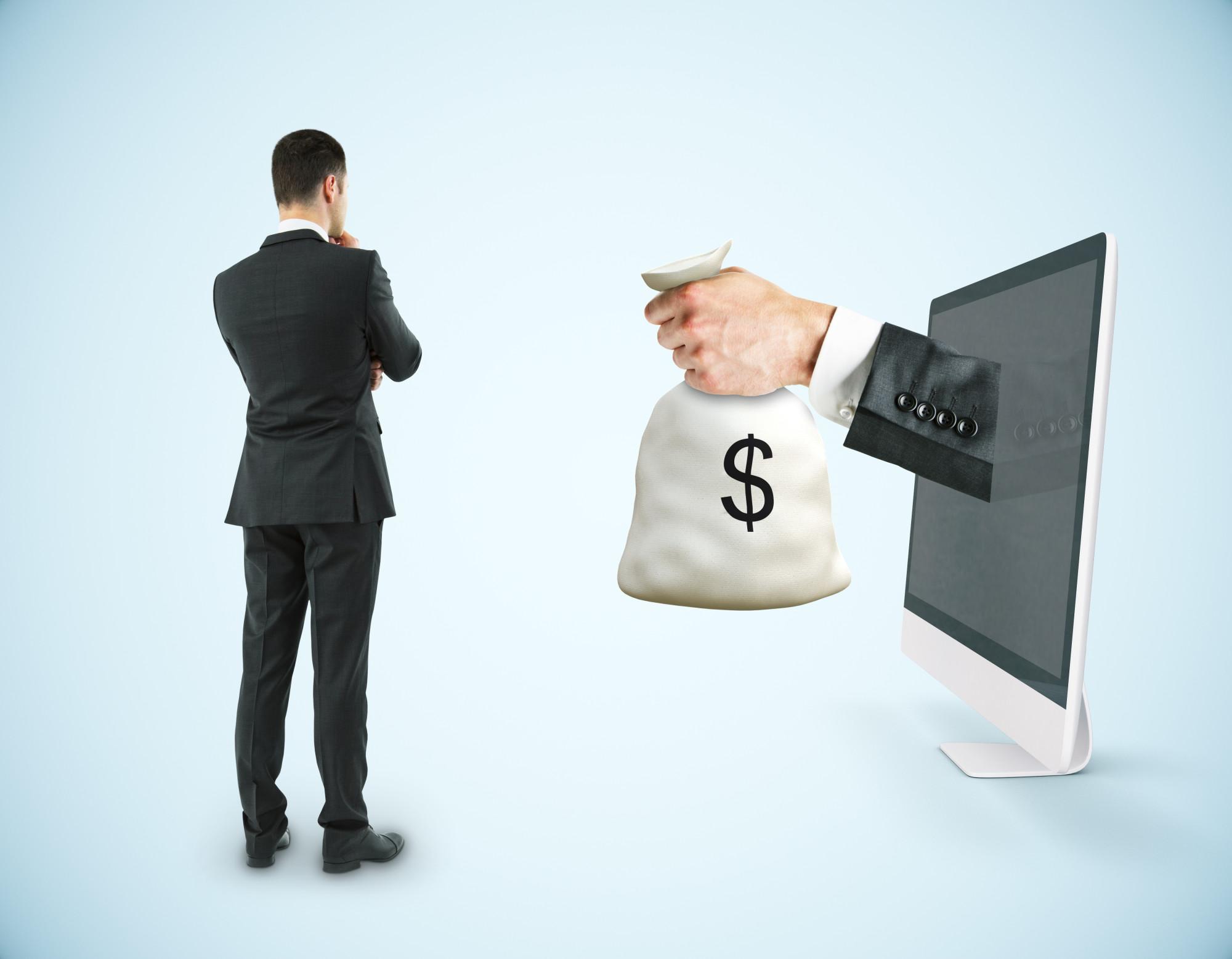 Get a fast online loan