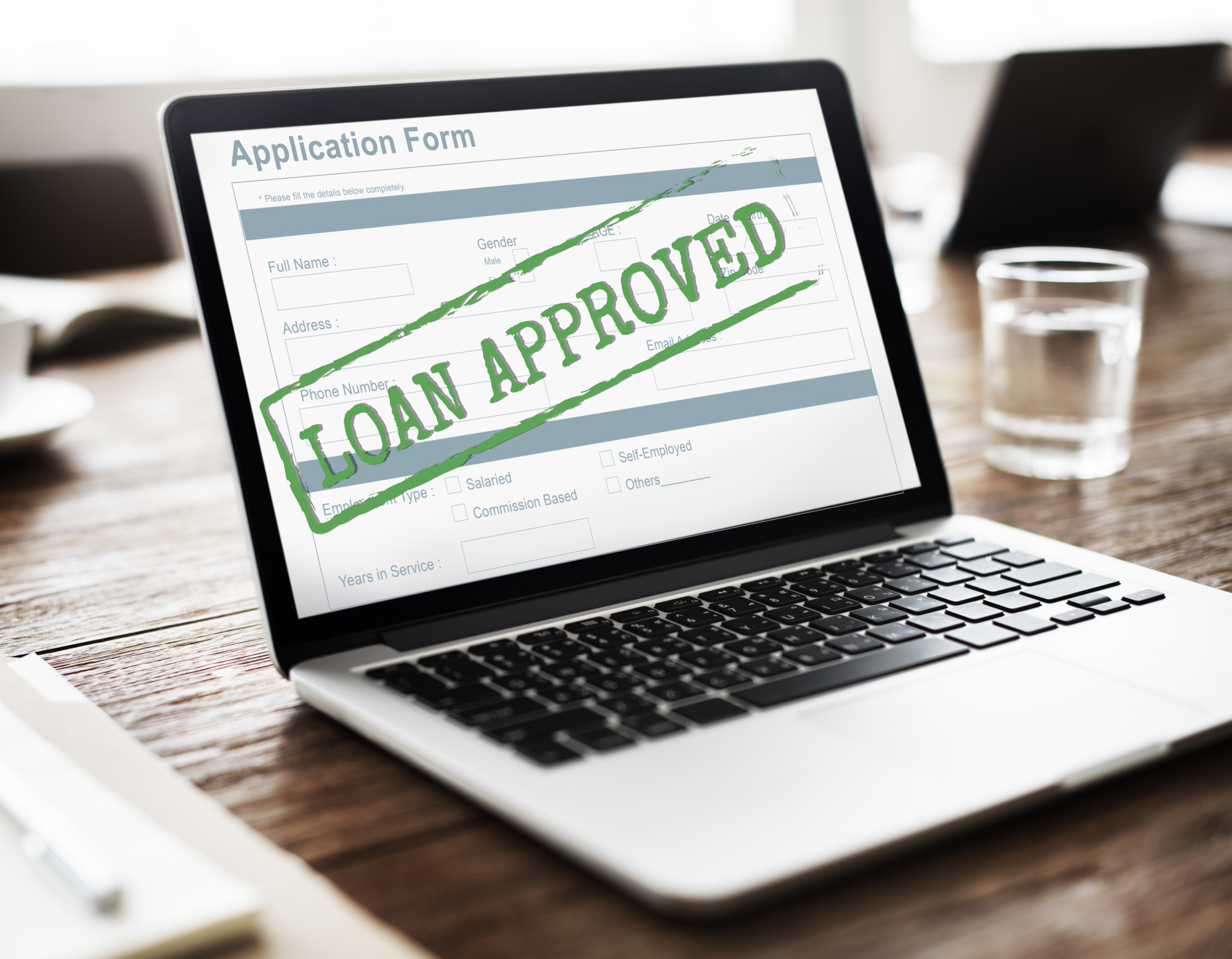 Approved online payday loans